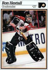1995-96 Philadelphia Flyers Postcards #9 Ron Hextall