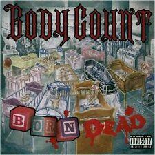 Body Count-Born Dead CD
