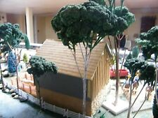 NEW O  SCALE REAL LOOKONG ( WHITE BIRCH) RAILROAD TREES
