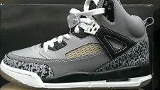"2008 Nike Air Jordan Gs Retro Spiz'ike ""Cool Grey' Stealth/Black/white Sz 6.5"