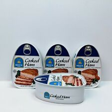 Canned Food Bristol Fully Cooked Ham Lot of 4 (16 oz) Expires 02/13/2025
