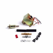 12V Standard Facet Universal Electric Fuel Pump Metal for Petrol&Diesel 4-6PSI
