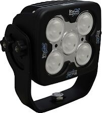 "Vision X Solstice Prime 4"" Black LED Light 40 Deg Beam - Five 10-Watt LEDs"