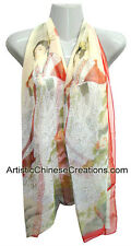 Chinese Apparel Chinese Clothing - Chinese Scarf - Chinese Princess