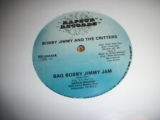 BOBBY JIMMY AND THE CRITTERS - BAG BOBBY JIMMY JAM
