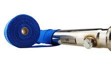 10M HEAT WRAP TAPE  FIBER EXHAUST MANIFOLD BLUE