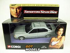 BMW 750I - CORGI MODELS JAMES BOND 007 TOMORROW NEVER DIES 05101