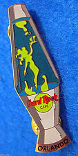 ORLANDO PROTOTYPE GIRL LAVA MOTION LAMP SERIES NEVER SOLD Hard Rock Cafe PIN