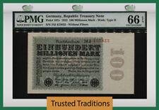 """Germany 1 Million Mark 1923 Bavaria Munich /""""Bayerische Notenbank/"""" B305"""