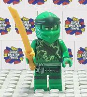 LEGO NINJAGO Figur super Blitz Lloyd Hero + Schwert Masters of Spinjitzu