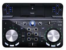 Hercules DJ Control Wave Wireless DJ Controller With Bluetooth Tech for iPad