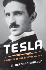 Tesla: Inventor of the Electrical Age (Paperback or Softback)