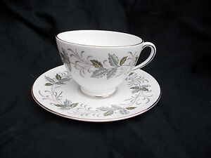 Tuscan.  RONDELEY Breakfast Cup and Saucer