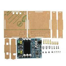 DIY Acrylic case TPA3116D2 120W*2 Digital Bluetooth 4.0 Audio Receiver Amplifier
