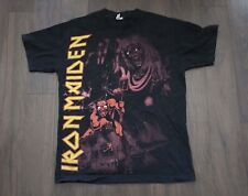 *+* Iron Maiden T Shirt Number Of The Beast 2010 Size M *D0810210