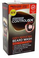 Just For Men Control GX Grey Reducing Beard Wash, 4 OZ