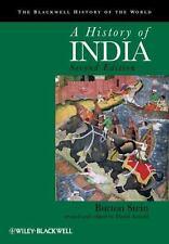 A History of India (2nd Ed.) Burton Stein / David Arnold Blackwell World Series