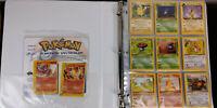 Pokemon 1st Edition Jungle Pikachu Huge Shadowless Binder Lot Fossil Sealed
