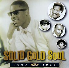 Solid Gold Soul 1967 - 1968/2 CD-Set (Time Life Music 1999) - come nuovo
