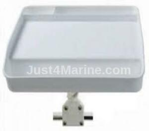 Fishing Bait Tray / Cutting Tray/ Food Tray, Rail Mount 460mm Oceansouth Boat