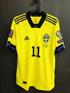 World cup qualifier player version Sweden Ibrahimovic