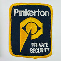 Pinkerton Private Security Patch (B)