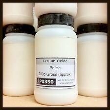 Cerium Oxide for Stone Tumbling [200g] - LAPIDARY GRADE - LP0350