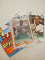 1990 Fleer Jose Uribe Number 74 NM-MT ICONIC CARD!!!!!!