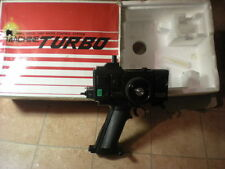 VINTAGE Sanwa Machine Turbo Pistol BOXED Radio Control RC Colectable Antiguo