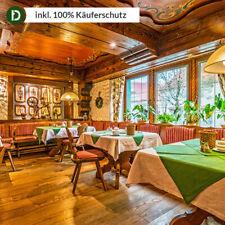 2ÜN/2 P/HP Urlaub 3*Hotel Gondel Oberfranken Altenkunstadt Main Wandern Erholung