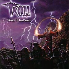 Troll-Army of Lost Souls-CD-NUOVO