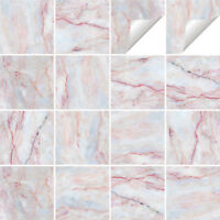 Tile Stickers Transfers Marble Kitchen Bathroom Various Sizes & Custom Size - M6