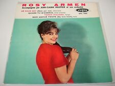 "EP ROSY ARMEN "" TANGO ITALIANO "" LANGUETTE"