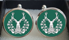 Gordon Highlanders (GHLS) Cufflinks - A Great Gift