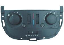 Buick GM OEM Terraza-Climate Control Unit Temperature Fan Heater A/C 25783283