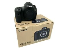 Canon EOS 5DS 50.6 MP DSLR Camera - 2 year warranty UK NEXT DAY DELIVERY