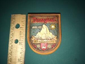 Disney Pokitpals Olszewski Disneyland Matterhorn RARE