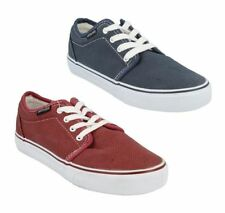 Canvas Athletic Shoes for Boys with Laces