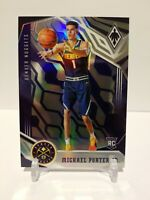2018-19 Chronicles Basketball Michael Porter Jr. NUGGETS Phoenix Rookie Purp /49