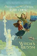 A Matter-of-Fact Magic Book: Witch's Broom (A Stepping Stone Book(Tm)-ExLibrary