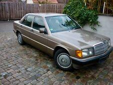 1991 Mercedes 190E 2.0  ABS SSD aus erster Hand 156 tkm   TÜV 04.2020