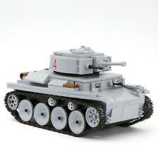 Lego WW2 Tank Military LT-38 Soldier Char D'assaut Allemand Vehicule toy figure