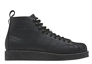 Adidas Originals Superstar Luxe leather boots W AQ1250. NEW!
