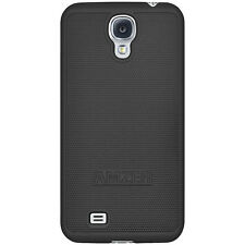 Amzer Snap On Case - Black For Samsung Galaxy S4 GT I9505 I9500