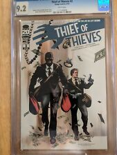 Thief of Thieves # 2 CGC 9.2