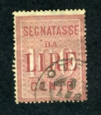 Italy, Scott #J23, Numeral of Value in Frame, 1884, Used