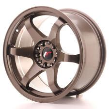 Japan Racing JR3 Alloy Wheel 17x9 - 4x114.3 / 4x100 - ET20 - Bronze