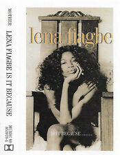 Lena Fiagbe Is It Because CASSETTE SINGLE Soul Rhythm & Blues Mother MUMSC 60