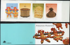 Madeira 1995 Toys & Crafts, Complete Booklet. Portugal