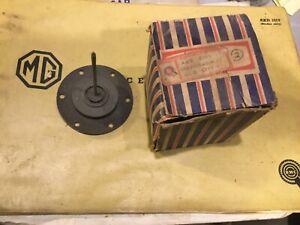 NOS BMC/ MOWOG SU Fuel Pump Diaphragm AUB6099.  SU Square Body Fuel Pump  —2/7—